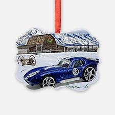 Toy Car Ornament