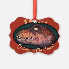 Cretaceous Critter Ornament
