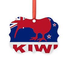 Kiwi Picture Ornament