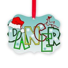 Dance Holidays Ornament