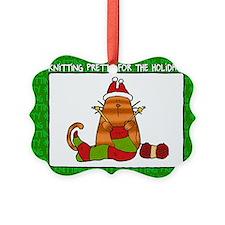 Knitting Pretty Holidays Ornament