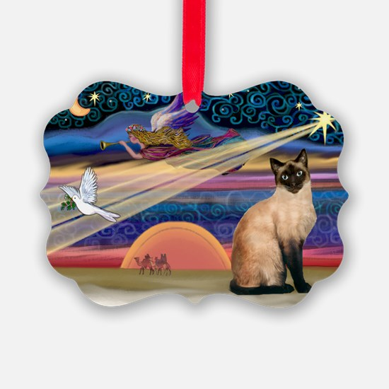 Xmas Star / Siamese Ornament