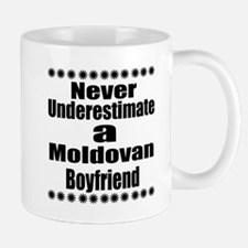 Never Underestimate A Moldovan B Mug
