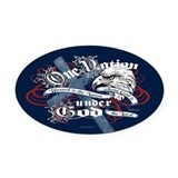 Christian Oval Car Magnets