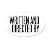 Film director Car Magnets
