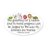 Animals Car Magnets