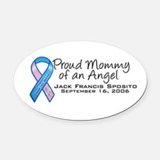 Sids Awareness Car Magnets Personalized Sids Awareness Magnetic - Custom awareness car magnet
