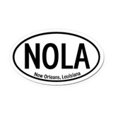 Louisiana Car Magnets
