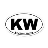 Key west Car Magnets