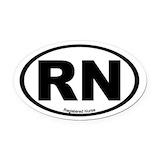 Rn Car Magnets