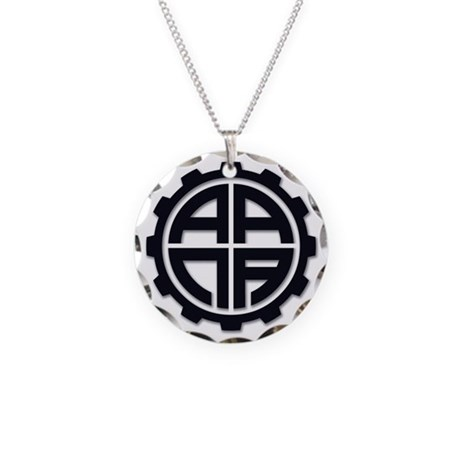 AANAGear - Necklace Circle Charm