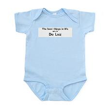 De Luz: Best Things Infant Creeper