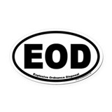 Eod Car Magnets