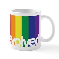 Evolved LGBT Mug