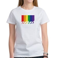 Evolved LGBT Tee
