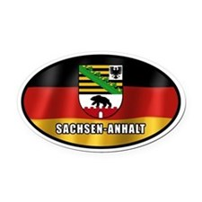 Sachsen-Anhalt coat of arms (white letters)