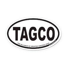 TAGCO Euro Oval Car Magnets