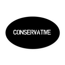 Conservative (Oval)