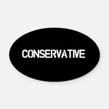 Conservative (Oval)