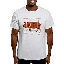 Delicious Pig Parts! T-Shirt
