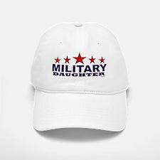Military Daughter Baseball Baseball Cap
