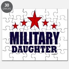 Military Daughter Puzzle