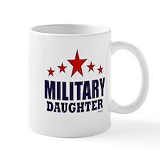 Military Daughter Mug