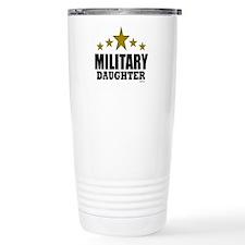 Military Daughter Travel Mug