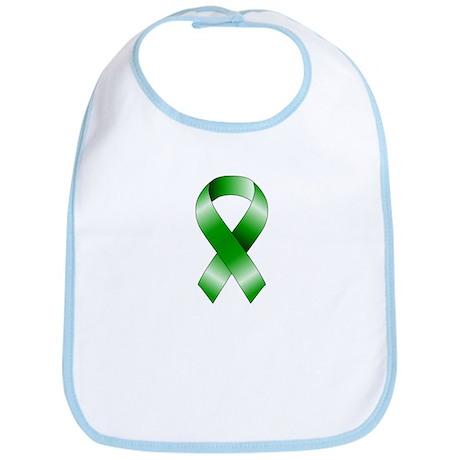 Green Ribbon Bib