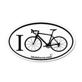 Cycling Car Magnets