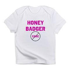 Fearless Honey Badgers Infant T-Shirt