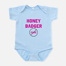 Fearless Honey Badgers Infant Bodysuit