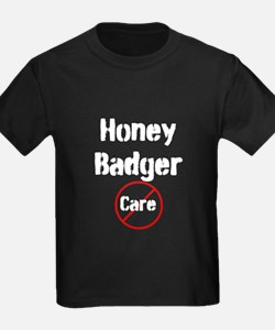 Honey Badger Cares T