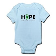 Green Ribbon Hope Infant Bodysuit