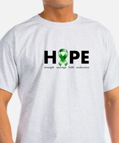 Green Ribbon Hope T-Shirt