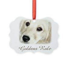 Goldens Rule Ornament
