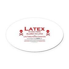 Latex In Use Warning