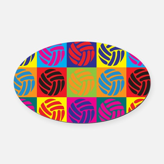 Funny Beach Volleyball Car Magnets Cafepress
