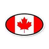 Canada Car Magnets