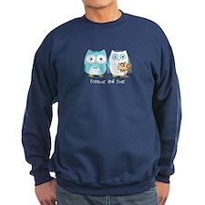 Owls Wedding Sweatshirt