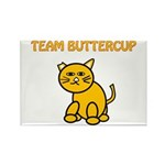 Team Buttercup Rectangle Magnet (10 pack)