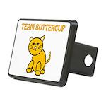 Team Buttercup Rectangular Hitch Cover