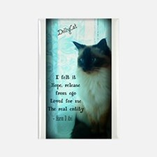 DollyCat Beauty Poetry Verse - Ragdoll Cat Rectang