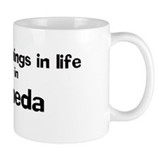 Alameda: Best Things Mug