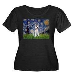 Starry-Siberian pup T