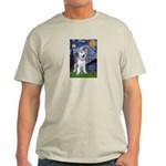 Starry-Siberian pup Light T-Shirt
