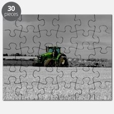 Working the Fields Puzzle