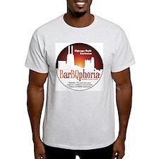 barBQphoriaROUND2.png T-Shirt