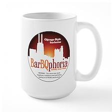 barBQphoriaROUND2.png Mug