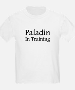 Paladin In Training T-Shirt